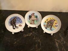 Flambro Emmett Kelly Jr plates