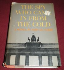 The Spy Who Came in From the Cold John le Carre 1ST American / 12th Ptg HCDJ