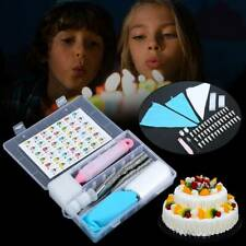 Samger Cupcake Cake Fondant tool Decorating Kit 73Pcs Set Supplies Baking Tools