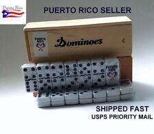 Puert Rico Flag Domino Maracas Hobby Souvenir Table Game Sport Isla Caribbean A