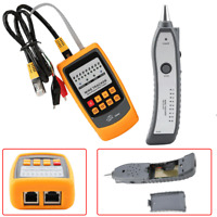 Car Cable Long Distance Wire Tracker Short & Open Circuit Finder Tester Detector