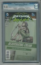 Batman and Ra's Al Ghul / Robin #32 CGC 9.8 DC Bombshell Jones Variant Cover