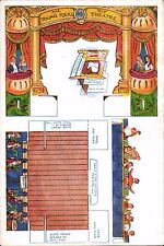 More details for cut-out novelty.young folks model theatre # 3296 in series e8 by davis & carter.
