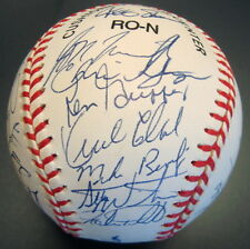 1998 Cincinnati Reds Team Signed Baseball
