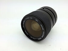 Vivitar 28-70mm 1:3.8-4.8 Macro Focusing Lens Canon FD Mount *TESTED*