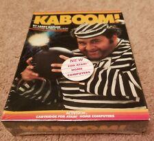 Atari Activision - KABOOM - 400/800/XL/XE cartridge - Sealed New NOS CIB