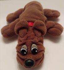 TONKA Pound Puppy Plush Collectors Dog Brown
