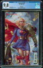 SUPERGIRL #38 CHEW VARIANT COVER CGC 9.8 DC COMICS (2020) SUPERMAN