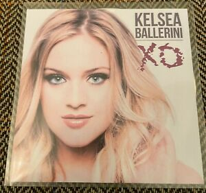 Kelsea Ballerini - XO - 1 Track UK Promo CD - 2017