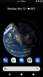 Rooted Custom Android 9 Pie Google Pixel XL 128GB Unlocked Verizion CDMA GSM 4G