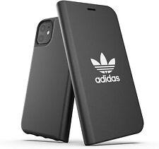 """adidas Originals Trefoil Booklet Flip Case Cover for Apple iPhone 11 (6.1"""")"""