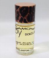 RARE Mini Eau Parfum ✿ BY WOMAN ~ DOLCE & GABBANA ✿ Miniature Perfume (4ml) NEW