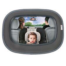 Munchkin In Sight Mirror - Baby/Toddler Car Safety Superior Reflection Mirror