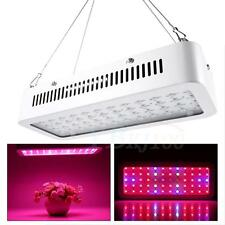 Dual Chip 600W 60LED Plants Grow Light Panel Lamp Hydro Greenhouse Full Spectrum