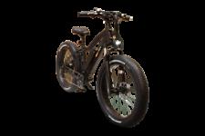 Bicicleta Cross elétrica