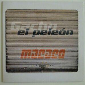 MACACO : GACHO EL PELEON  ♦ SINGLE CD ♦  Ex-Magia Animal