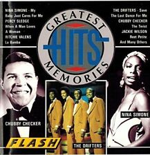 Greatest Hits Memories | CD | Chubby Checker, Nina Simone, Jackie Wilson, Rit...