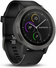 Garmin Vivoactive 3 GPS, Sports Apps & Wrist Heart Rate, Gunmetal RRP £219