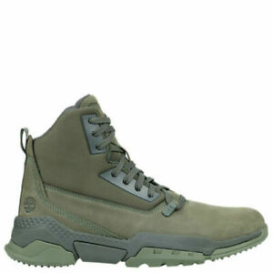 TIMBERLAND MENS LIMITED EDITION CITYFORCE RAIDER GREEN SNEAKER BOOTS SHOES A1Z5H