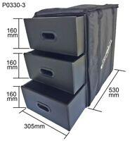 Borsone Mugen Grande XL 3 CASSETTI P0330-3 - Mugen, ASSOCIATED, LOSI, KYOSHO, HB