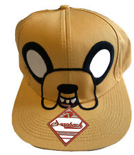 New Original Snapback Adventure Time Finn Jake Snapback Hat Cap