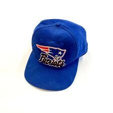 New England Patriots Snapback Cap | Vintage 90s NFL American Football Sports Hat