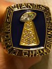1986 PHIL SIMMS COMMEMORATIVE CHAMPIONSHIP RING GIANTS SIZE 11