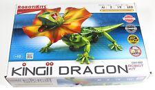 Kingii Dragon Robot Kit Owikit-892 New in Open Box
