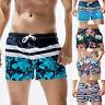 Fashion Men's Swim Trunks Beach Shorts Quick Dry Swimwear Bathing with Pockets