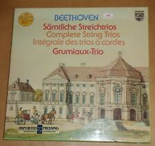 Grumiaux Trio BEETHOVEN The Complete String Trios - Philips 6770 159 SEALED