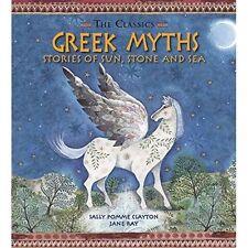 Greek Myths (The Classics)-ExLibrary