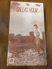 Dallas Holm: Against the Wind - The Video Album, VHS Tape