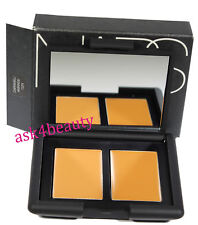 Nars Duo Concealer (Shade Caramel/Amande 1224) 0.14oz/4g New In Box