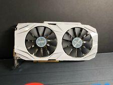 Asus AMD Radeon DUAL RX480 8GB Gddr5 256 Bit Graphics Video Card READ!!!!