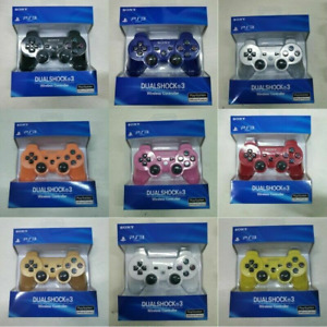 MANETTE PS3 DualShock sans fil bluetooth PlayStation 3 NEUVE