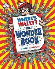 Where's Wally? The Wonder Book, Martin Handford, New condition, Book