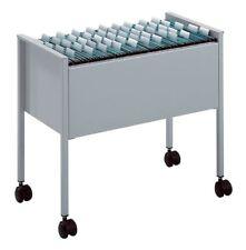 Durable 309710 - Economy Suspension File Trolley - Grey