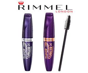 """""""Original"""" Rimmel London SUPER CURLER 24hr Mascara 001 Black / 003 Extreme Black"""
