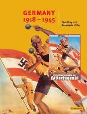 Germany 191845 (Cambridge History Programme Key Stage 4)