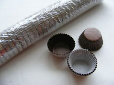 BULK pack of 1000 chocolate glassine petit four / truffle / sweet cases