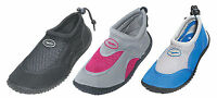 Womens Water Shoes Aqua Socks Slip on Surf Beach Pool Swim Yoga Dance Exercise