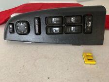 E 99 -02 GMC Chevy Suburban Tahoe Yukon Sierra Master Windows Switch 4- DOOR OE