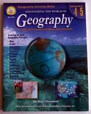 Discovering the World of Geography : Includes Selected National Geography...