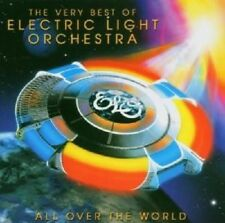 "ELO ""ALL OVER THE WORLD: THE VERY BEST OF"" CD NEW+"