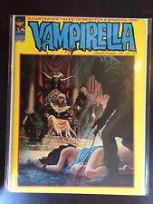 Vampirella Magazine #20 October 1972 VF- Warren Horror