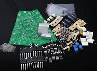 One pair HM2S-50W Class A Power amplifier kit base on KELL-KSA50 amp 50W+50W