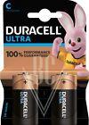 Duracell Ultra Batterie C Baby LR14 MX1400, 2er Pack