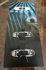 OFFICIAL Oakley Side Inserts / Icons for Batwolf Sunglasses *BRAND NEW & UNUSED*