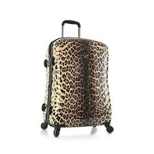 "Heys Leopard Panthera 26"" Fashion Spinner Luggage"