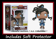 Funko The Legend of Korra Pop!  Korra Vinyl Figure Hot Topic Exclusive IN HAND
